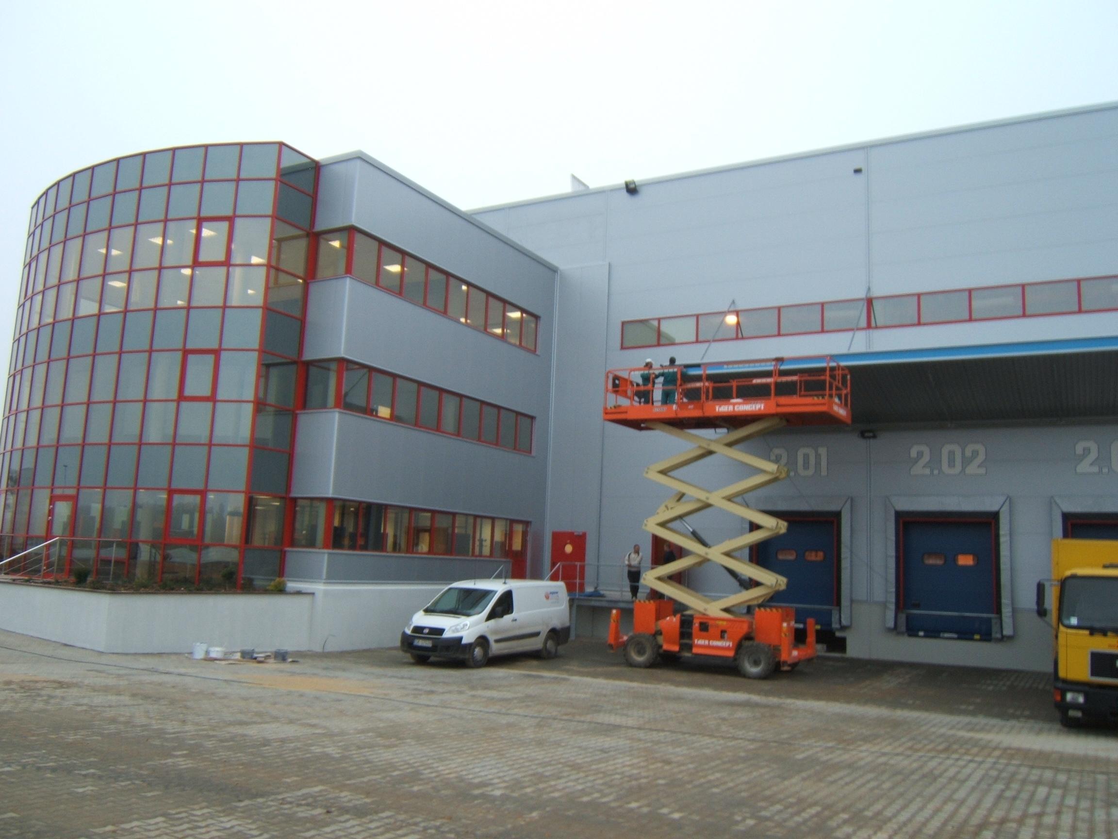 FM Logistic Olszowa