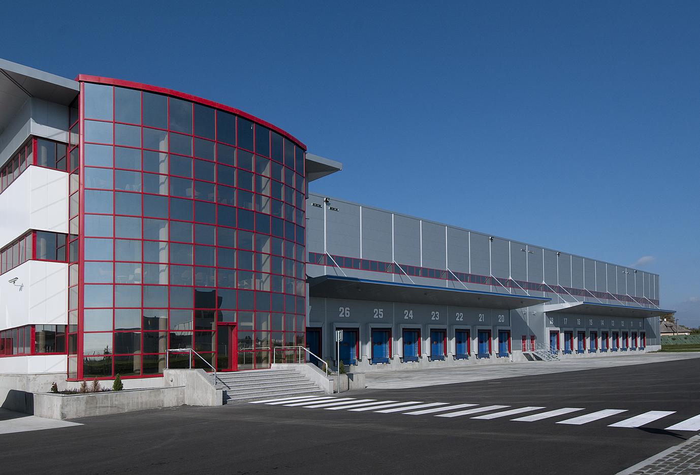 FM Logistic Sereď